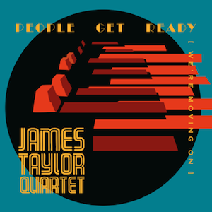 JAMES TAYLOR QUARTET