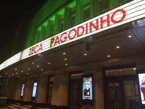 Backstage Productions - Zeca Pagodinho
